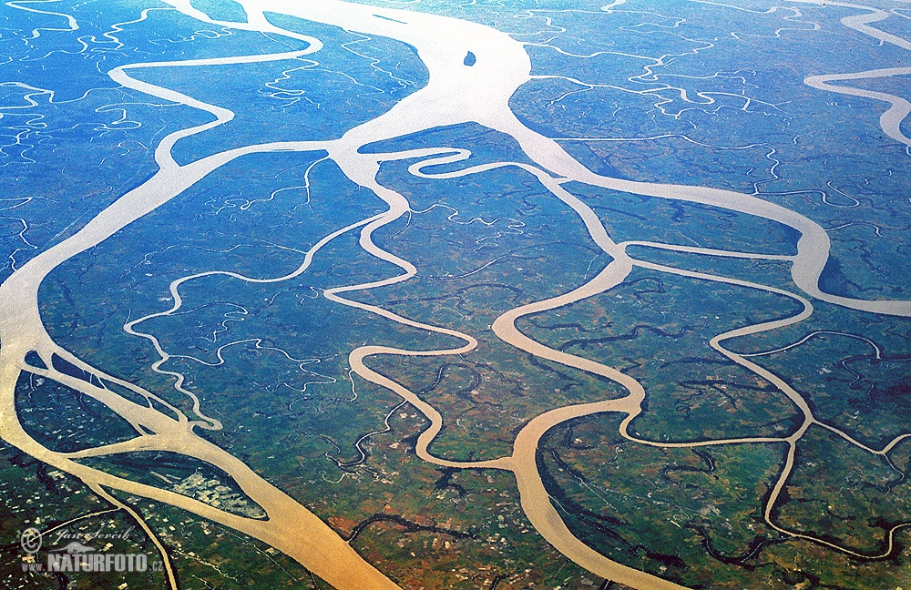 Delta of the Irrawaday River Pictures, Delta of the Irrawaday River ...
