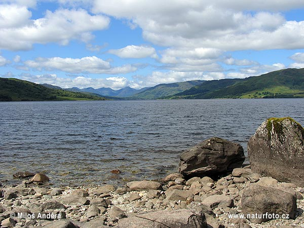 National Park Loch Lomond and Trossachs (UK)