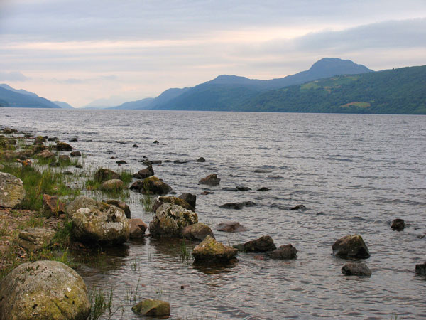 Scotland, Loch Ness (UK)