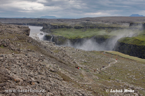 Dettifoss waterfall (IS)