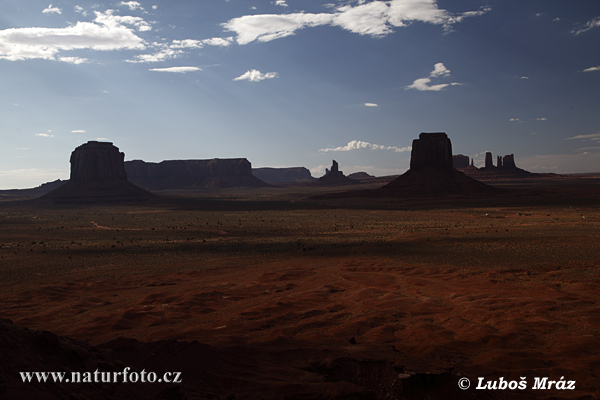 Monument Valley (Arizona, USA)