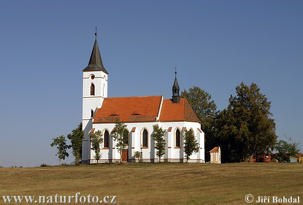 Church in Zablaticko (Arch)