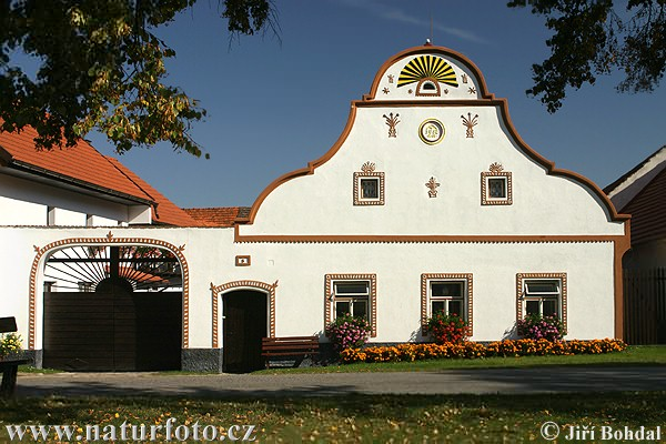 Folk Architecture - Holasovice