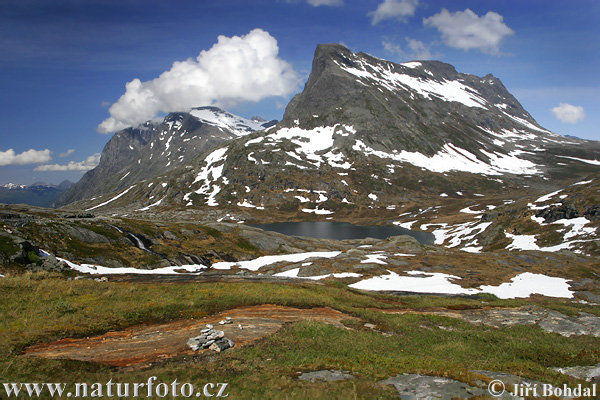 Stigbotnhorn Mountain (N)