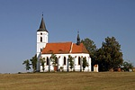 Church in Zablaticko