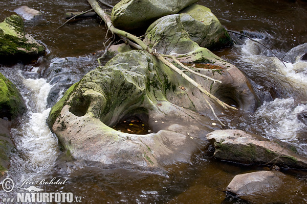Vydra - water erosion Photos, Vydra - water erosion Images ...