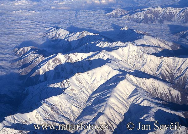 Alborz mountains (AIR)
