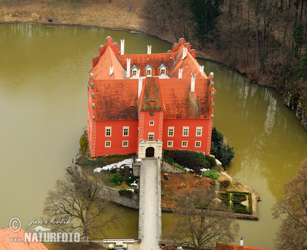Castle Cervena Lhota (AIR)