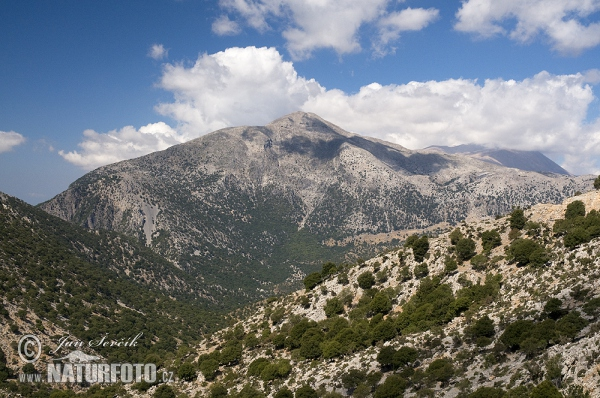 Psiloritis mountains (GR)