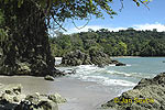 Coast of the Pacific, National park Manuel Antonio