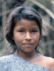 Embera indian child