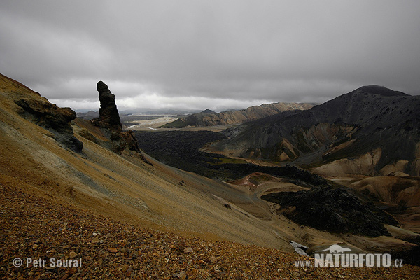 Landmannalaugar - Rainbow Mountains (IS)